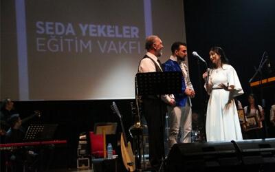 """""""SEYEV ile Eğitime Bir Ses"""" Konseri: Fatih Erkoç & Ahmet Baran"""
